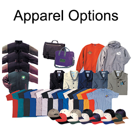 Apparel Options